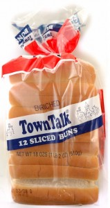 Towntalk Hot Dog Rollsjpg