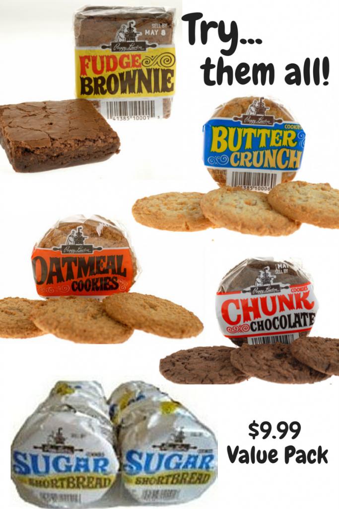 pegs cookies