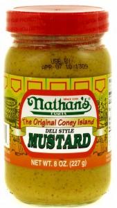 Nathan's Mustard
