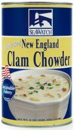 seawatch chowder