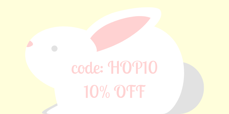 CODE_ HOP10 10% off